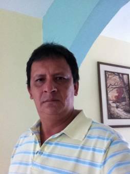 Alcalde de Uchiza - Omar Tarazona.